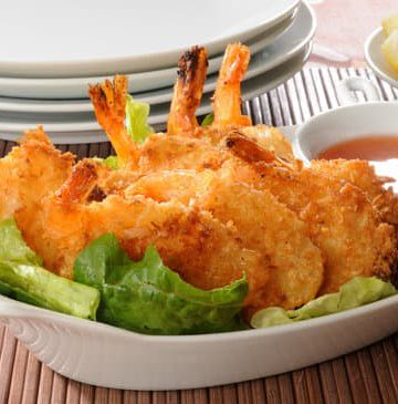 Indian Prawns finger