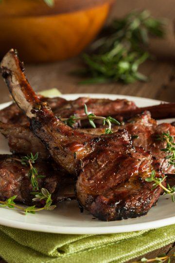 Lamb grill recipe