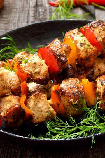 easy chicken kebab recipe