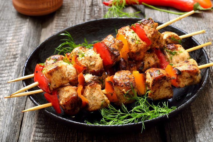 easy chicken kebab recipe