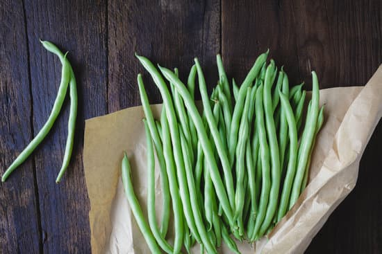 French beans raw