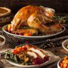 easy camping meal thanksgiving day